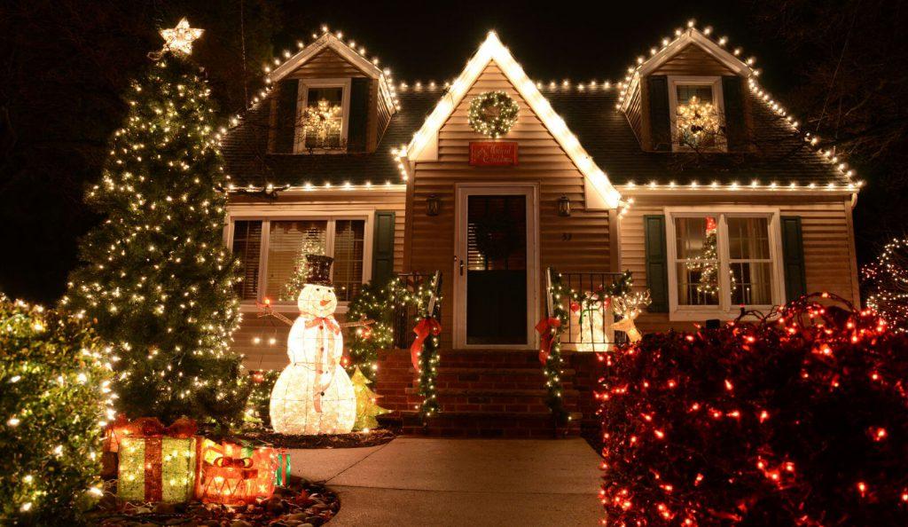 Картинки по запросу новый год украшение дома