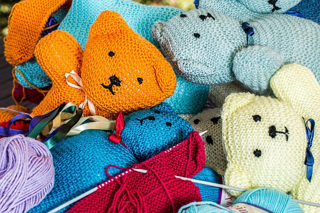 Вязание игрушек своими руками
