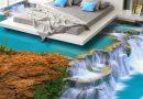 Наливные полы 3D: все плюсы и минусы