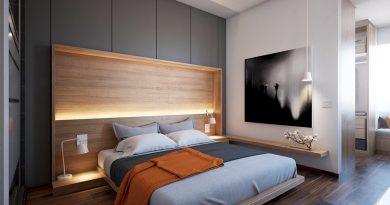 Каким должно быть освещение в спальне?