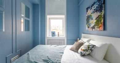 Увеличим пространство: 5 лучших цветов для маленькой комнаты