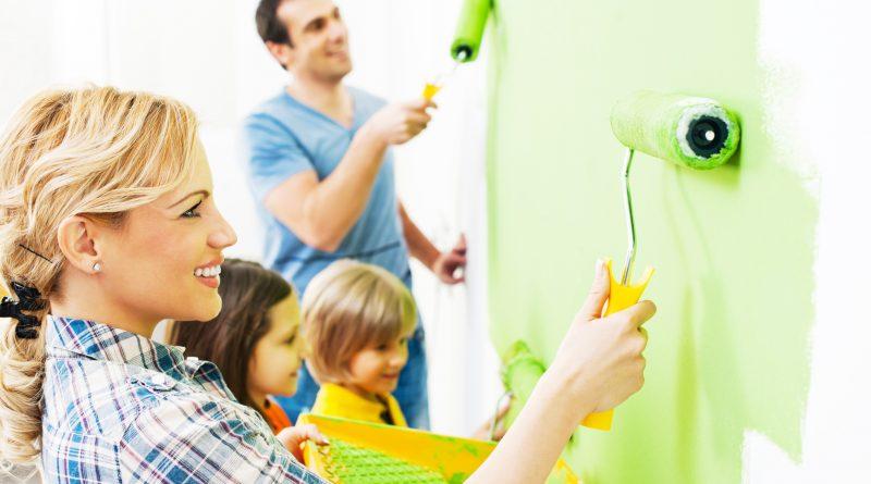 Какие отделочные материалы допустимо использовать в детской?