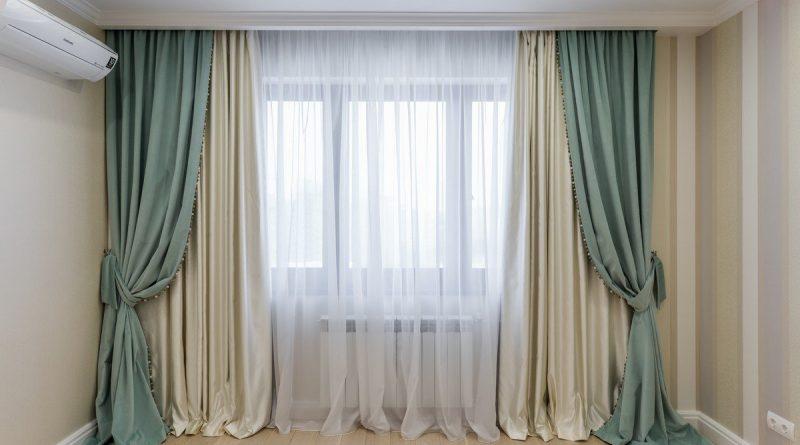 Как повесить шторы: 6 главных правил