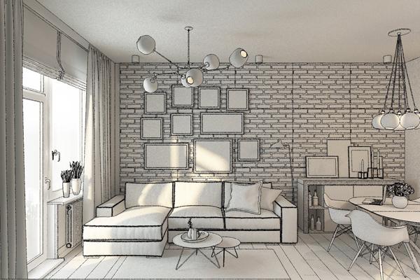 Реально ли сделать красивый интерьер без дизайнера?