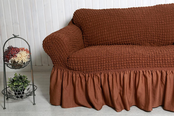 """Старый диван? Расскажем как его """"спрятать"""""""