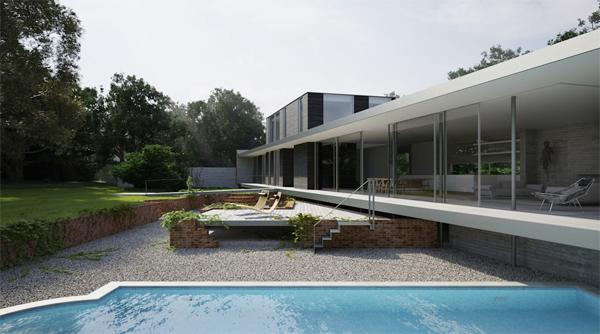 5 интересных домов в эко-стиле