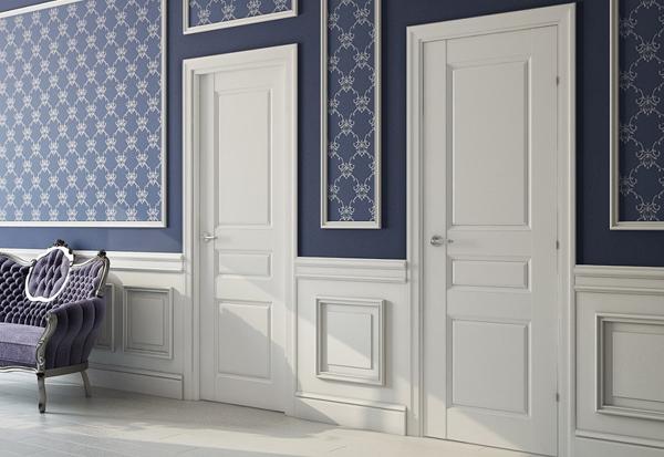 """Белые двери в интерьере: все """"за"""" и """"против"""""""
