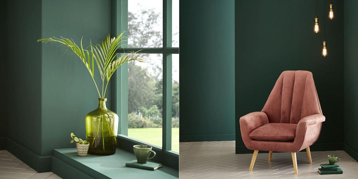 Модные цвета в интерьере: 4 главных тренда 2020