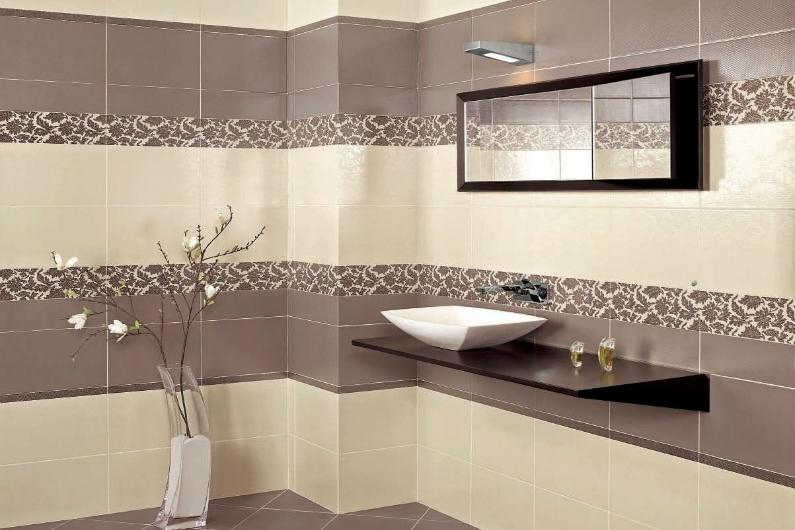 Как правильно выбрать красивую и практичную плитку для ванной комнаты