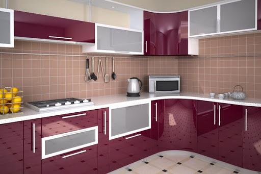 Самые популярные виды фасадов для кухни