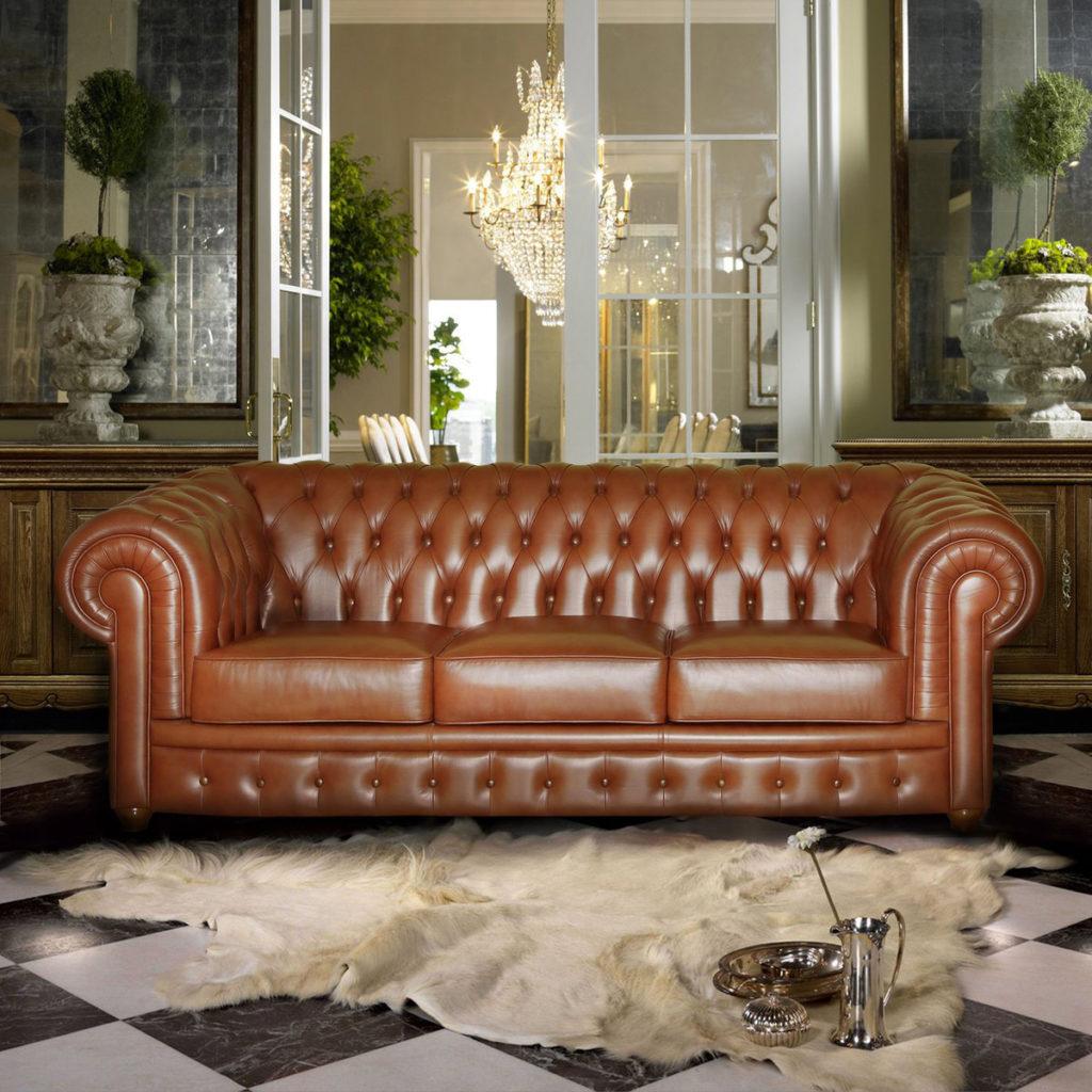 Как правильно ухаживать за мебелью из кожзама