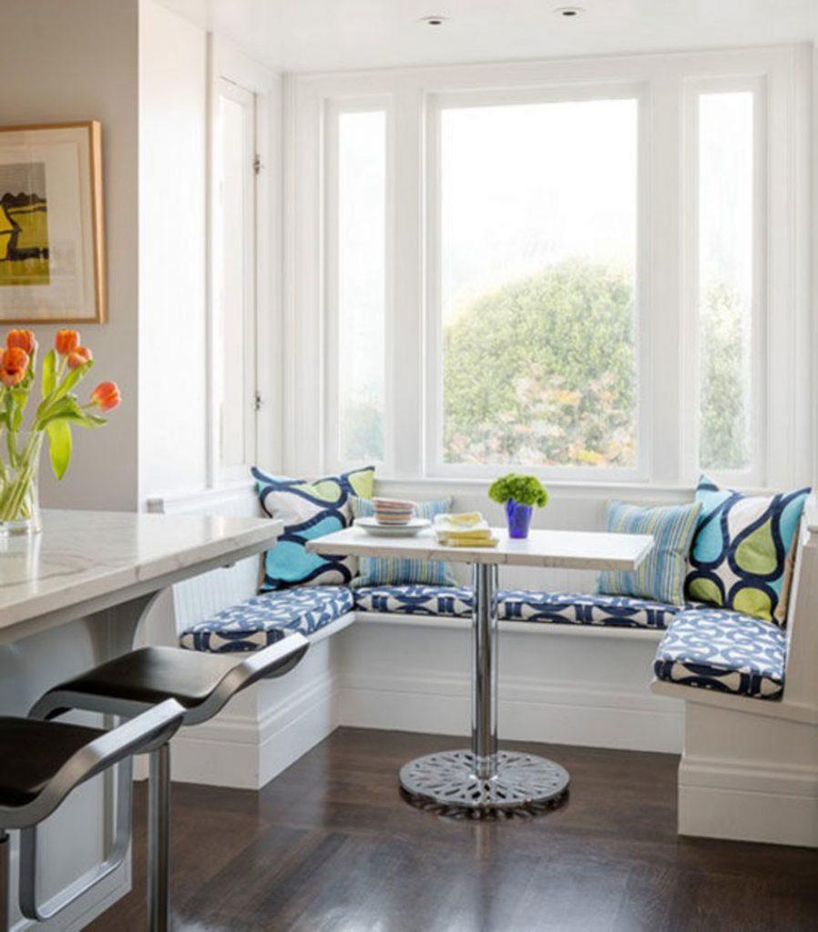 Особенности выбора дивана на кухню
