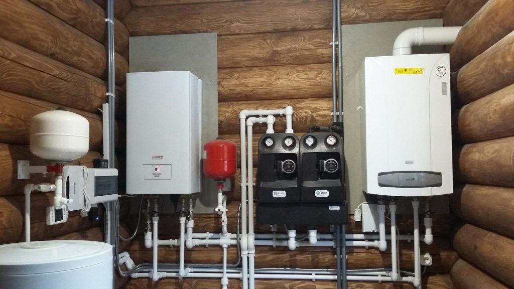 Сравнение и выбор газового котла для отопления дома: одно-двух контурный, напольный, навесной