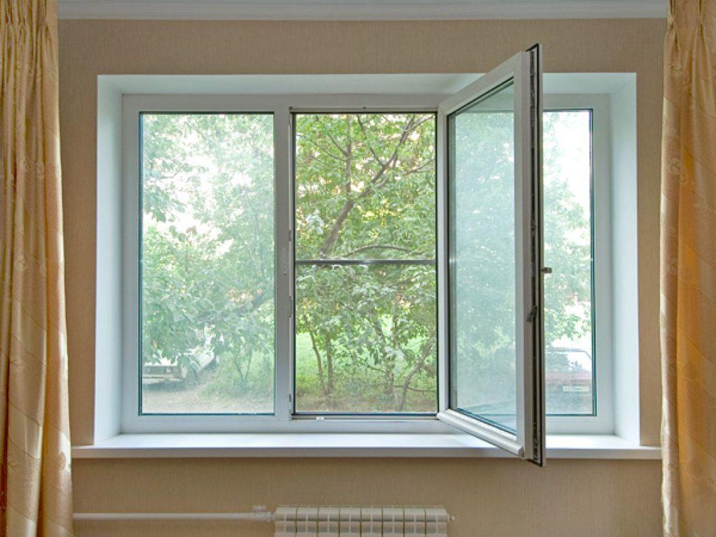 Пластиковые окна: основные качества и свойства