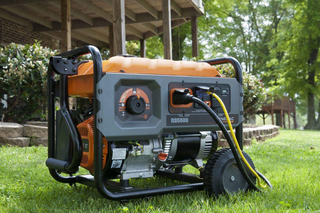 Газовые генераторы: конструкция, преимущества, особенности выбора