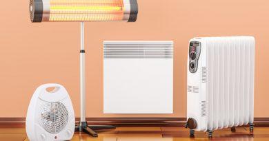 экономичные электрические обогреватели