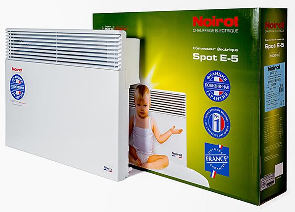 Обогреватель для дома Noirot Spot E-5 1500