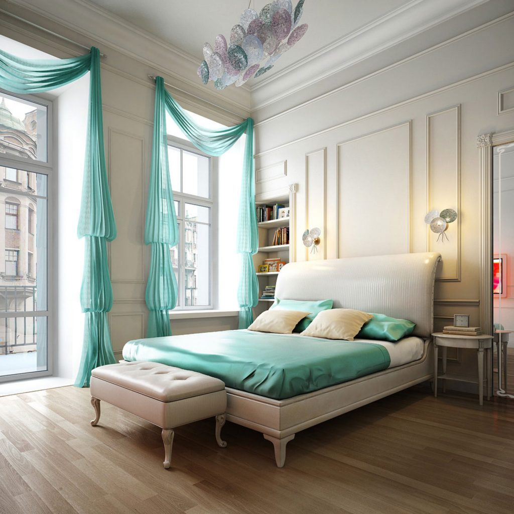 Декоративное оформление окон становится ведущим трендом дизайна интерьеров