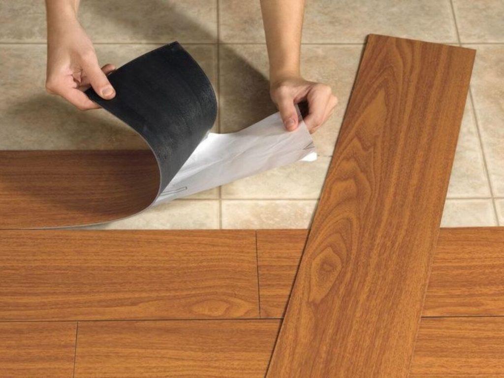 ПВХ плитка: основные свойства и качества