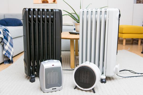 ТОП-10 самых экономичных электрических обогревателей для дома