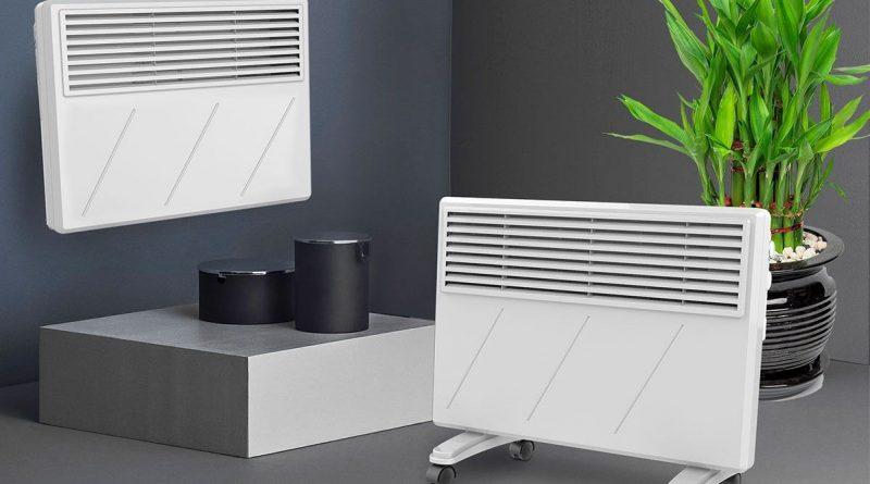дизайн электрического конвектора для дома или дачи