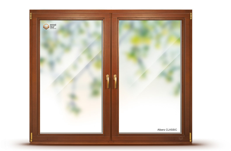 Деревянные окна ALBERO: надежность и качество