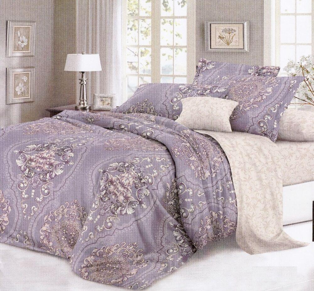 Красивое и практичное постельное белье из сатина
