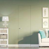Особенности межкомнатных дверей потайных и скрытого монтажа