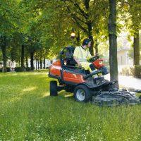 Минитракторы / Садовые тракторы обеспечат идеальные газоны, чистоту на участке и сохранят ваши силы