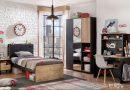 Выбор цвета мебели для детской комнаты