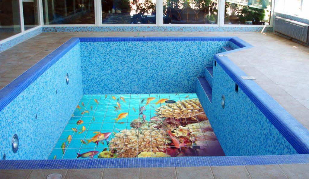Отделка бетонного бассейна: обзор материалов, преимущества и недостатки