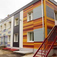 Фасадные материалы Cedral: особенности монтажа, плюсы и минусы
