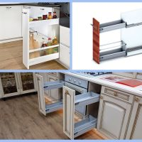 4 шага выбора бутылочницы для кухни
