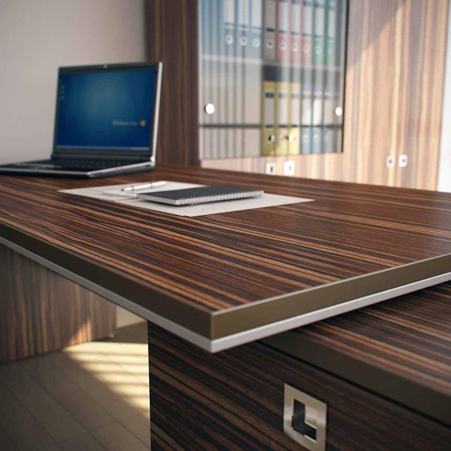 Роль цвета при выборе офисной мебели