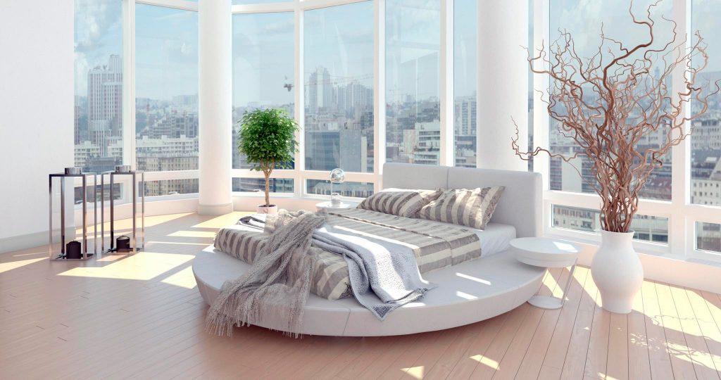 Нужно ли выбирать оконные рамы под интерьер квартиры