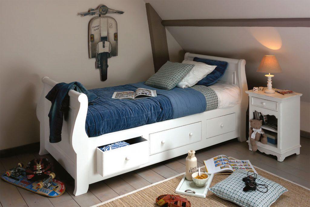 Комфортный одиночный сон: как выбрать односпальную кровать