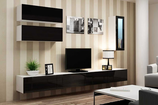 Основные разновидности стенок для гостиной