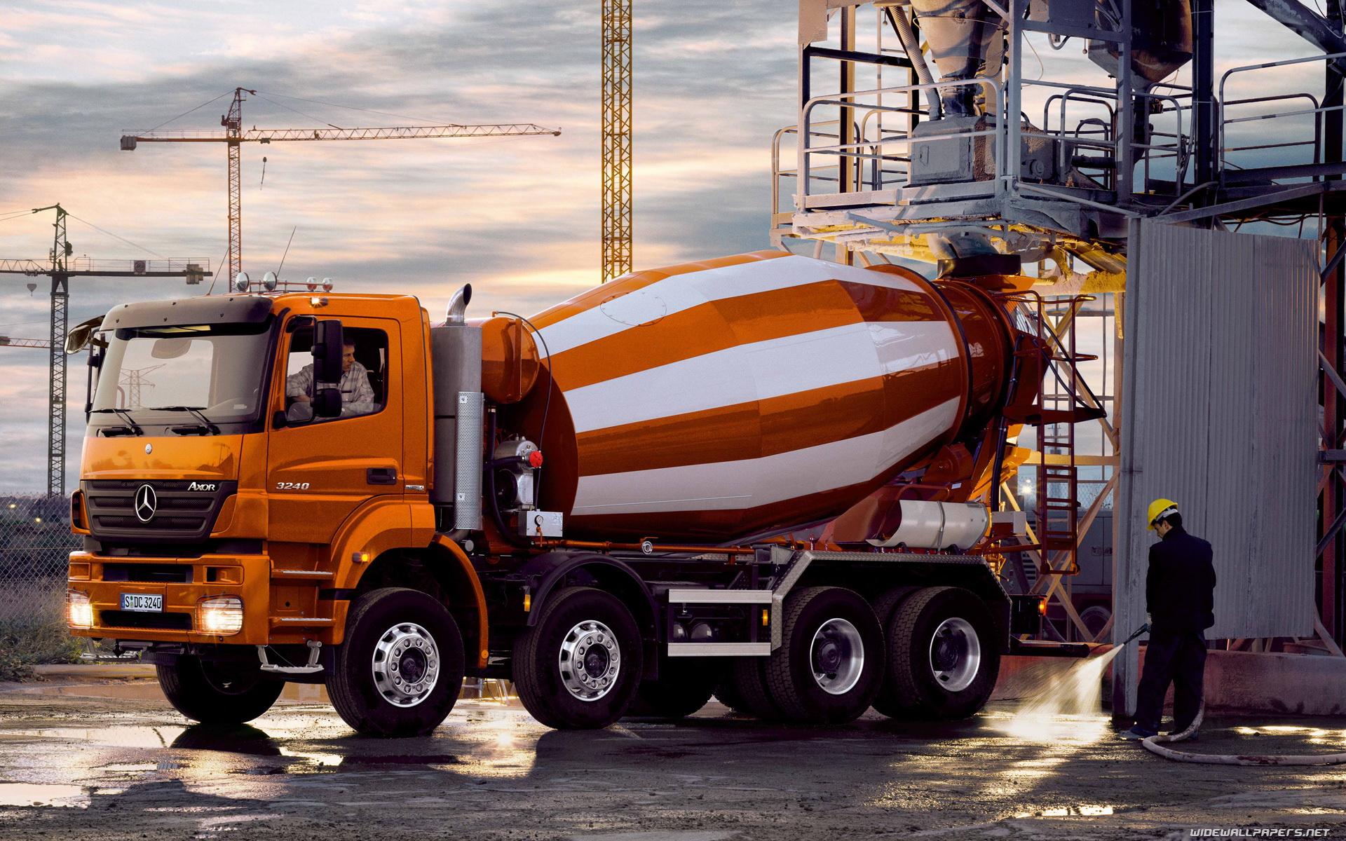 Заказать бетон с доставкой в Москве