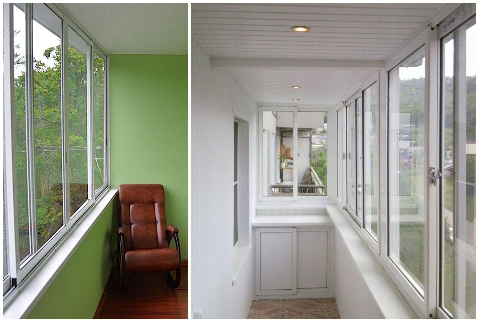 Знакомимся с теплым остеклением балкона