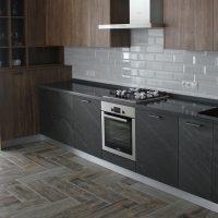 Кухня из камня:преимущества и особенности