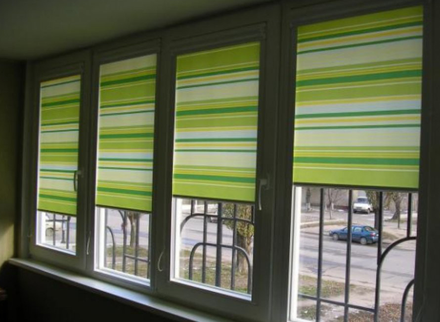 Как выбрать рулонные шторы?
