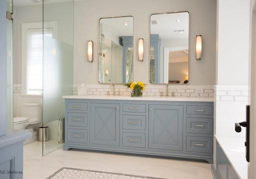 Самые практичные предметы мебели для ванной комнаты