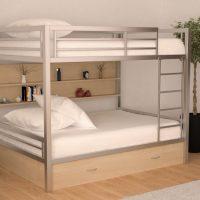 Как выбрать качественную и безопасную двухъярусную кровать