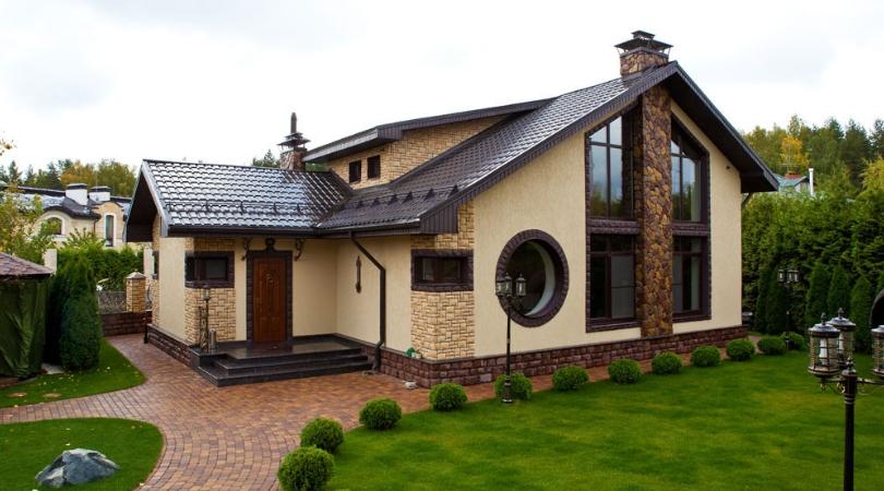 Лидер в сфере строительства возводит дома мечты