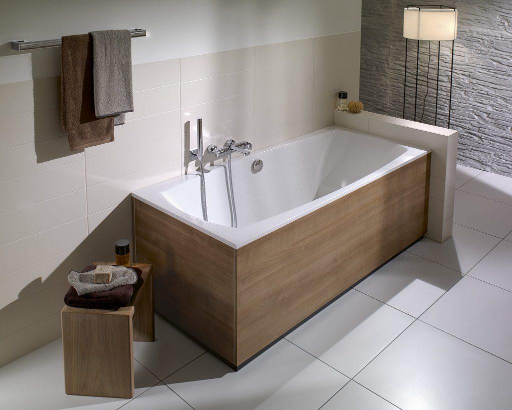 Акриловая ванна – лучшее решение для любого дома