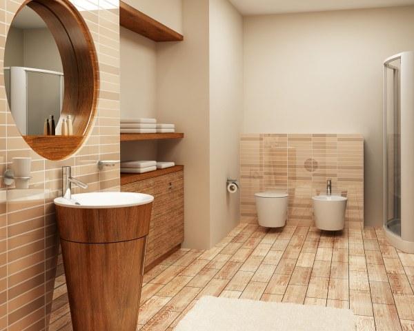Как выбрать красивую отделку для ванной комнаты