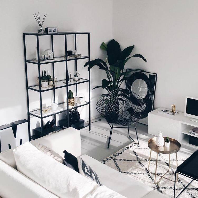 Дизайн интерьера в стиле ИКЕА