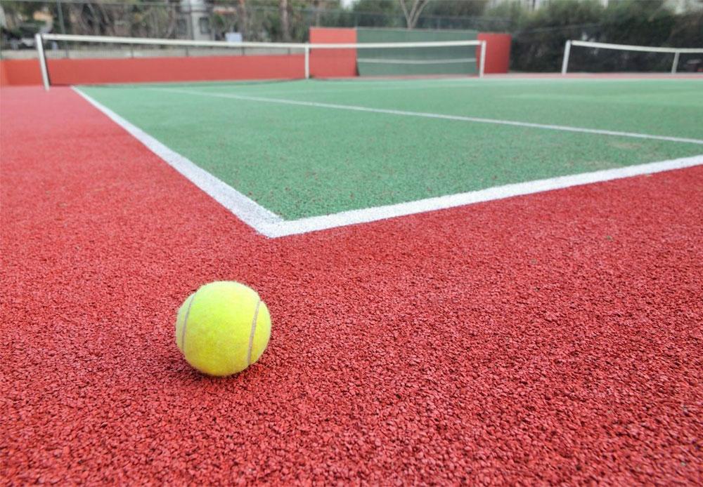 Виды покрытий для спортивных площадок