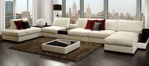 Виды и особенности угловых диванов