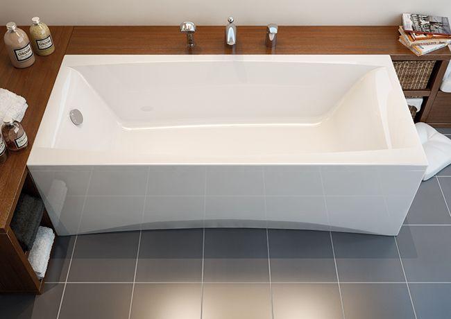 Акриловые ванны Cersanit: плюсы и особенности